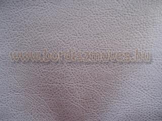 Barna színű textilbőr alapanyag, olcsóbb, egyszerű termékek készítéséhez