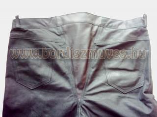 Bőrjavítás, bőrnadrág javítás, bőr nadrág szűkítés, bőr nadrág tágítás, bőr nadr