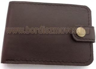 Marhabőr férfi pénztárca
