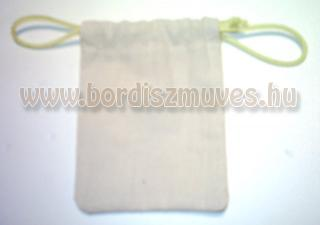 Textiltáska, szövettáska, vászontáska vászonzacskó gyártása tetszőleges méretben
