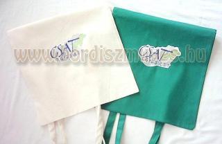 Textiltáska, szövettáska, vászontáska gyártása, szitázása, felülnyomása, nyomása