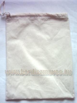 Textiltáska, szövettáska, vászontáska, vászonzacskó gyártása tetszőleges méretbe