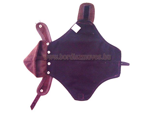 Kapucnis, zsebes öltözet társasági kutyáknak, belső, SugoDog® kutyaöltözetek, ki