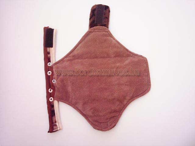 Párducmintás termo öltözet belső, társasági kutyáknak,  SugoDog® kutyaöltözetek,