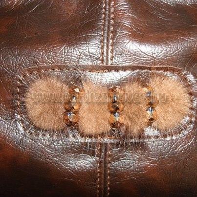 Vehrdesign®,  női divattáska, kézi táska díszítés, női divattáska, kézi táska