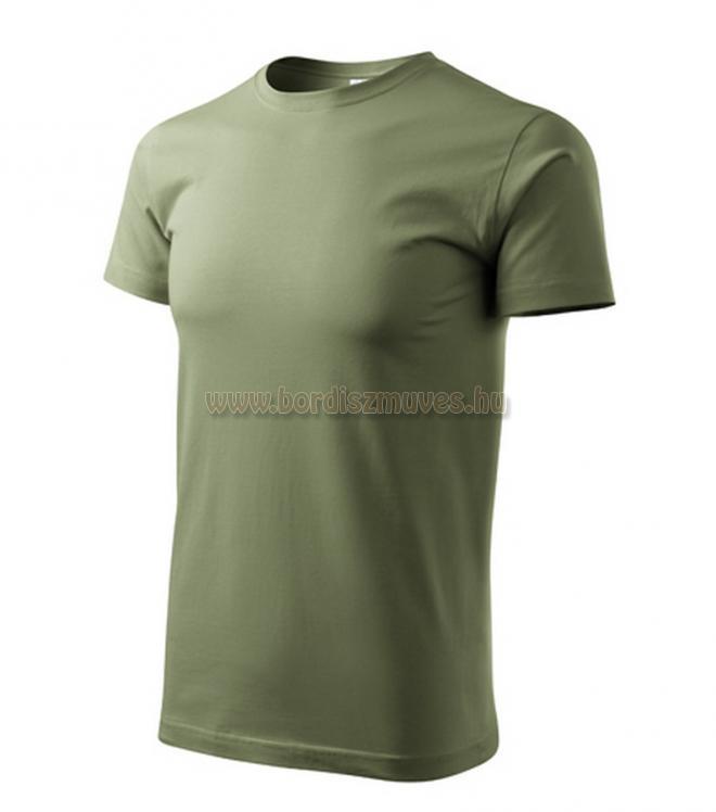 Military, katonai zöld póló, 4 XL méretben is