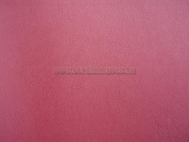 Pink, rózsaszín színű textilbőr alapanyag, olcsóbb, egyszerű termékek készítése