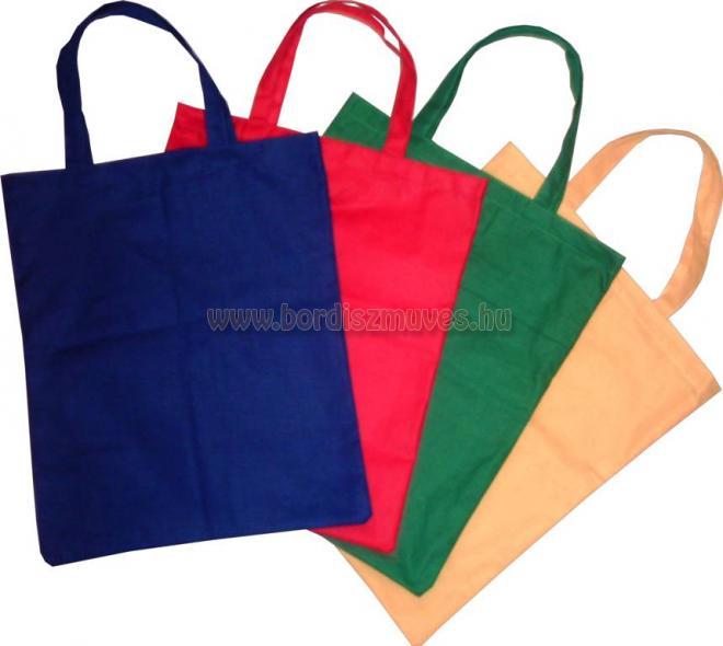 Textiltáska, szövettáska, színes és natúr vászontáska gyártása, szitázása