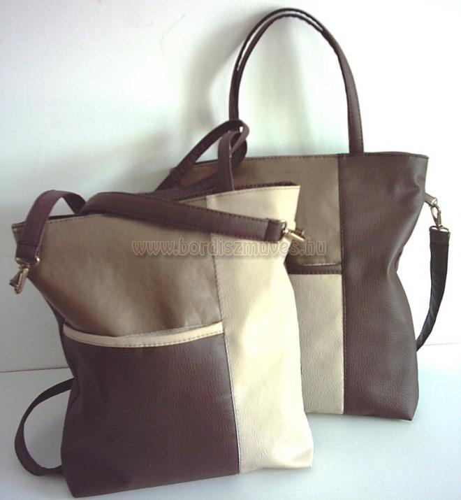 Vehrdesign®,  női textilbőr divattáskák