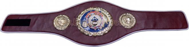 Bajnoki öv, WBO