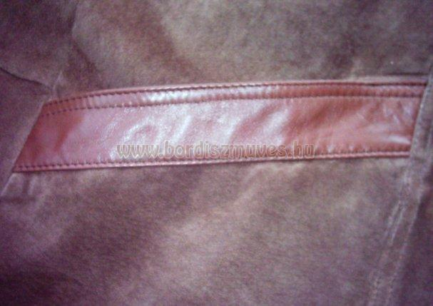 Bőrkabát színfelújítás, kabátbőr tisztítás és javítás, elemcsere, betoldás