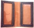 Kártyatartó, egyedileg, kézzel festett névjegytartó, névjegykártya tartó, belső